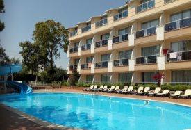 Aperion Beach Hotel - Antalya Airport Transfer