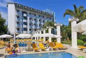 Club Aqua Plaza - Antalya Airport Transfer