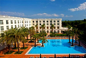 IC Hotels Airport - Antalya Airport Transfer