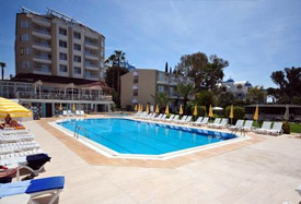 Incekum Su Hotel  - Antalya Transfert de l'aéroport
