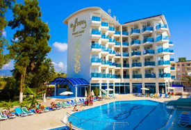 Infinity Beach Alanya  - Antalya Трансфер из аэропорта