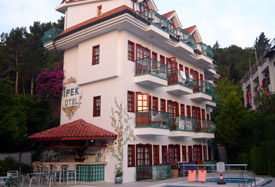 Ipek Butik Hotel Camyuva - Antalya Трансфер из аэропорта