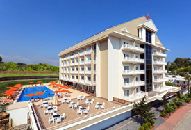 Justiniano Theodora Resort - Antalya Airport Transfer