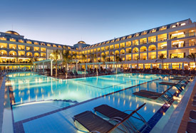 Karmir Resort Spa - Antalya Airport Transfer