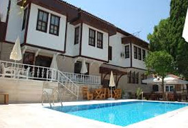 Kaleici Ozkavak Hotel - Antalya Flughafentransfer