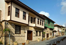Kaucuk Residence - Antalya Flughafentransfer