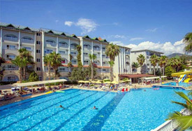 Kemal Bay Hotel - Antalya Airport Transfer