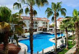 Kentia Apartments Hotel - Antalya Luchthaven transfer