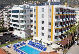 Kleopatra Arsi Hotel - Antalya Flughafentransfer