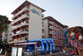 Kleopatra Balik Hotel - Antalya Трансфер из аэропорта