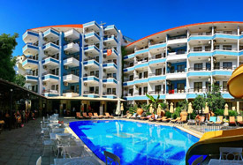 Kleopatra Fatih Hotel - Antalya Luchthaven transfer