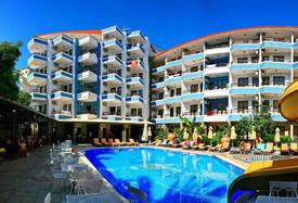 Kleopatra Fatih Hotel - Antalya Taxi Transfer