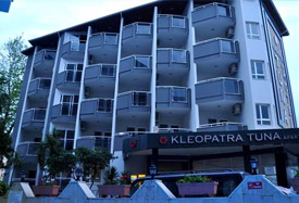 Tuna Apart Hotel - Antalya Taxi Transfer