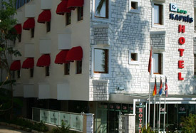 Lara Kapris Hotel - Antalya Taxi Transfer