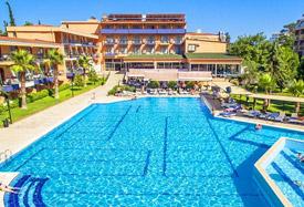 Larissa Vista Hotel - Antalya Airport Transfer