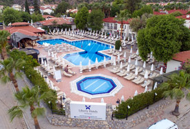 Liberty Hotels Oludeniz - Antalya Taxi Transfer