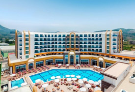Lumos Deluxe Resort Hotel - Antalya Taxi Transfer
