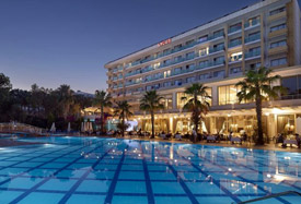 Lycus Beach Hotel    - Antalya Transfert de l'aéroport