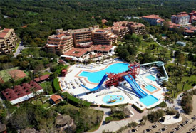 Magic Life Waterworld Imperial - Antalya Airport Transfer