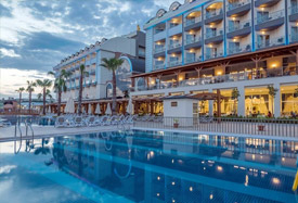 Mary Palace Resort Spa - Antalya Airport Transfer