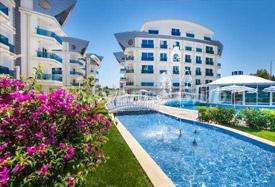 Melda Palace Apart Hotel - Antalya Flughafentransfer
