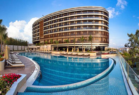 Michell Hotel Spa - Antalya Flughafentransfer