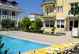 Minta Apart Hotel - Antalya Airport Transfer