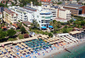Miranda Moral Beach - Antalya Airport Transfer