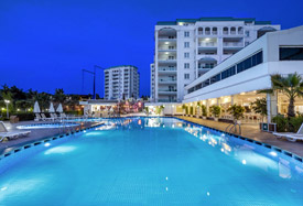 Modern Saraylar Hotel - Antalya Taxi Transfer