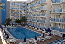 Mysea Hotel    - Antalya Taxi Transfer