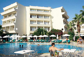 Nerton Hotel - Antalya Flughafentransfer
