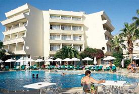Nerton Hotel - Antalya Airport Transfer