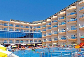 Nox Inn Beach Resort  - Antalya Transfert de l'aéroport