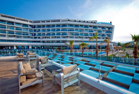 Sunprime Numa Beach Spa Hotel - Antalya Airport Transfer