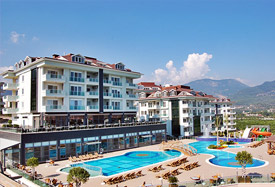 Olive City Resort - Antalya Luchthaven transfer