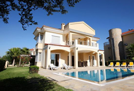 Palm Lane Residence - Antalya Flughafentransfer