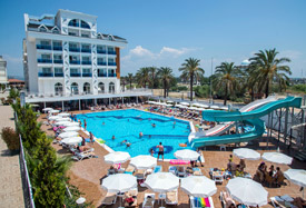 Palm World Side Resort - Antalya Taxi Transfer
