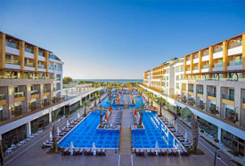 Port Nature Luxury Resort - Antalya Luchthaven transfer