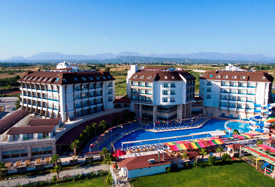 Ramada Resort Side - Antalya Luchthaven transfer