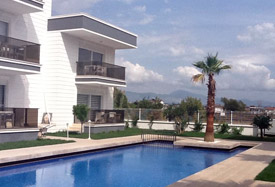 Relax Garden Villa - Antalya Transfert de l'aéroport