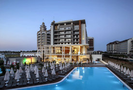 Riolavitas Spa Resort Hotel - Antalya Airport Transfer