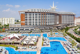 Royal Seginus Hotel - Antalya Airport Transfer
