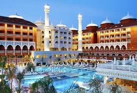 Royal Taj Mahal Hotel - Antalya Taxi Transfer