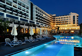 Seaden Valentine Resort - Antalya Airport Transfer