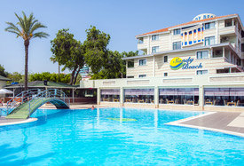 Sandy Beach Hotel - Antalya Taxi Transfer