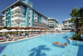 Sea Shell Resort  - Antalya Luchthaven transfer