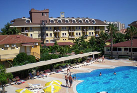 Seker Resort Hotel - Antalya Airport Transfer