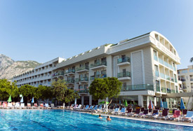 Selcukhan Hotel - Antalya Luchthaven transfer