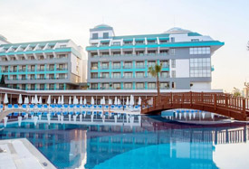 Sensitive Premium Resort & Spa - Antalya Flughafentransfer