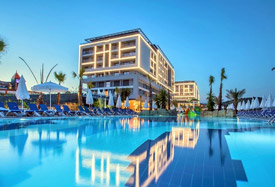 Numa Bay Exclusive Hotel - Antalya Airport Transfer